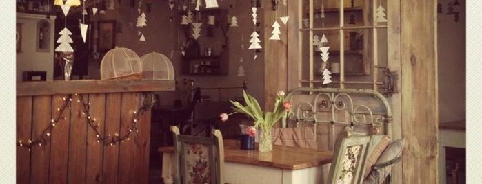 Weranda Caffe is one of My Poznan Best.