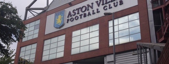 Villa Park is one of International Sports~Part 1....