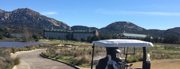 Barona Creek Golf Course is one of The Ultimate Golf Course Bucketlist.