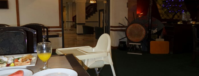 Juita Premier Hotel is one of @Kota Bharu,Kelantan #4.