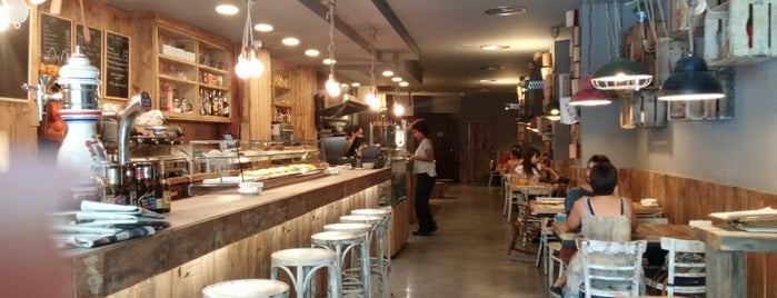 Citizen Café is one of Barcelona.