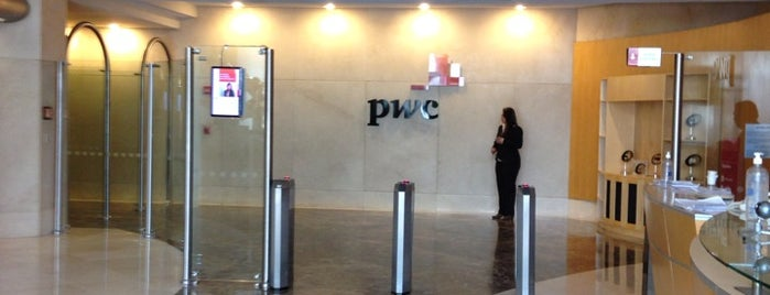 PwC México is one of Tempat yang Disukai Patty.