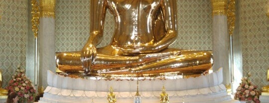 Golden Buddha is one of Bangkok.