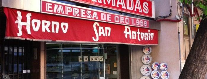 Horno San Antonio is one of mallorca.