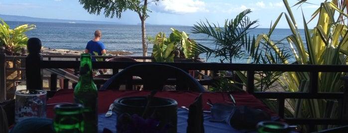 Lotus seaview restaurant is one of Dima'nın Beğendiği Mekanlar.