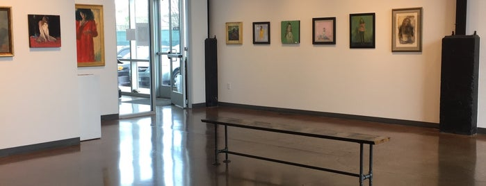 Helikon Gallery is one of Art and Museums in Denver.