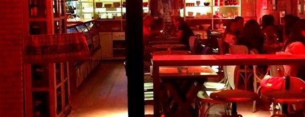 Las Chicas is one of Incríveis Restaurantes de SP.