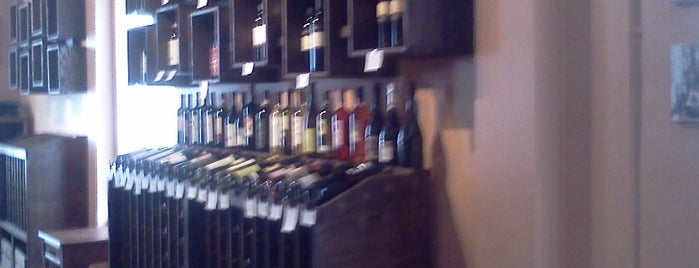Vino!! Wine Shoppe is one of Wine + Craft Beer.