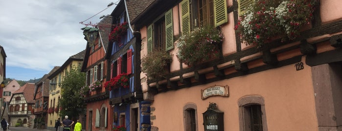 Niedermorschwihr is one of Best of Alsace.