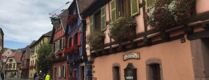 Niedermorschwihr is one of Best of Alsace.