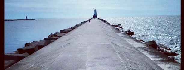 Ludington Beach is one of Michigan's Adventure.