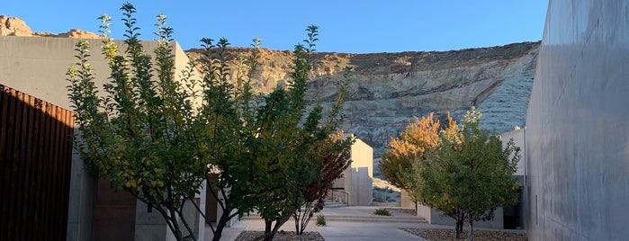 Amangiri is one of USA: Hotels.