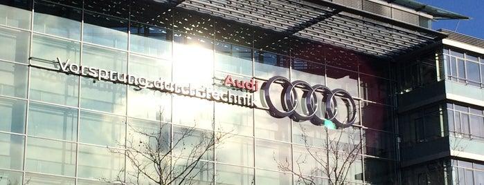 Audi AG is one of 4sq365de (1/2).