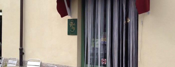 Trattoria del Peso is one of Fuori Milano.