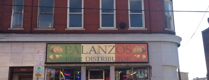 Palanzo's Beer Distributor is one of Experience Bloomfield!.