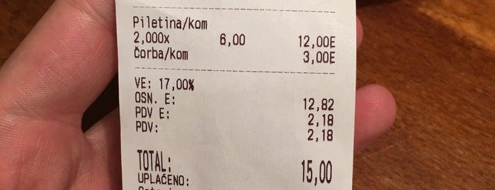 Restoran STAKLO is one of kafama da'nın Beğendiği Mekanlar.