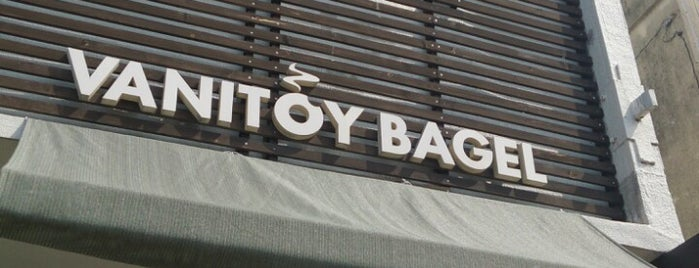 VANITOY BAGEL 蔵造り本店 is one of kawagoe.