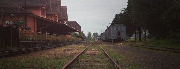 Estação Ferroviária is one of สถานที่ที่บันทึกไว้ของ Alecs.