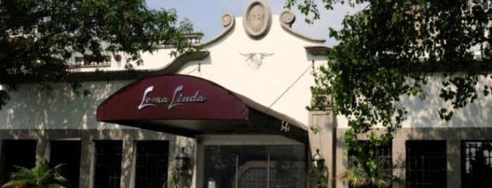 Loma Linda is one of Mexico City Restaurants.