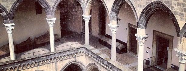 Museo Nazionale Etrusco di Tarquinia is one of 🏰 IT Unesco List 🇮🇹.