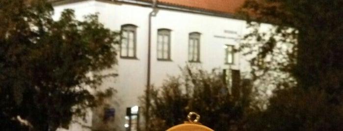 Podskalská celnice na Výtoni is one of Pražská muzejní noc 2016 | Prague Museum Night.