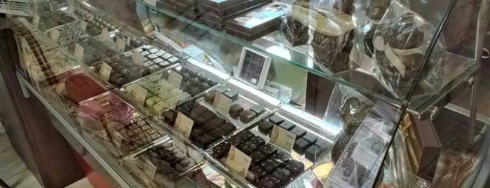 Čo-Xo, kavárna-čokoládovna is one of Europe 2020.