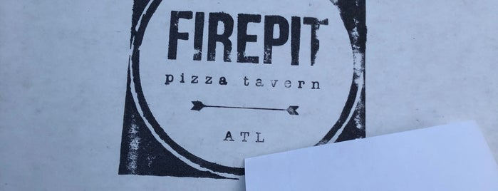 Firepit Pizza Tavern is one of Atl.