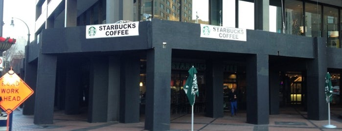 Starbucks is one of DineWithDani's Liked Places.