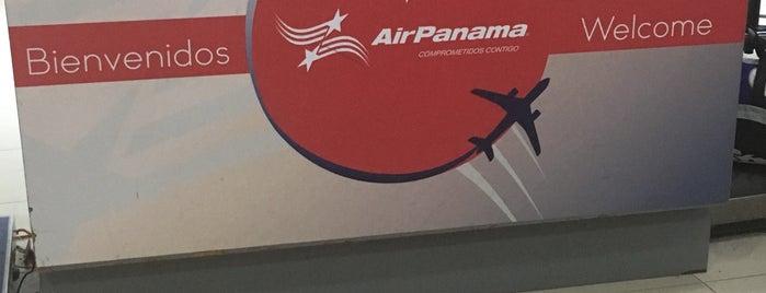 Air Panama is one of Posti che sono piaciuti a lupe.