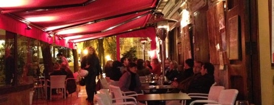 Café Infanta is one of Valencia - bars.