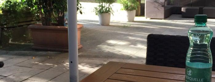 StaBi Café is one of Working Café.