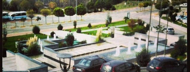 Sakarya Üniversitesi Kongre Merkezi is one of Lugares favoritos de 'Özlem.