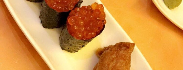 Sushi Rapture is one of jocelynさんの保存済みスポット.