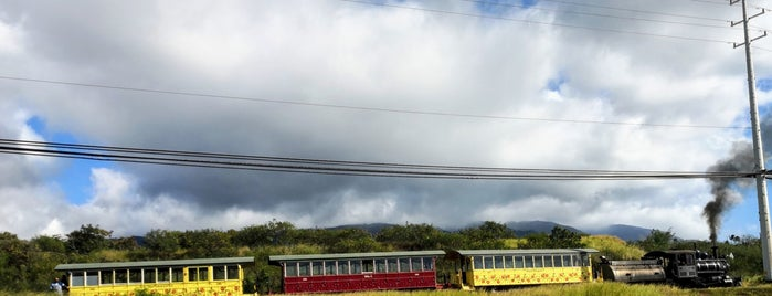 Lahaina Train Station is one of Hawaii.
