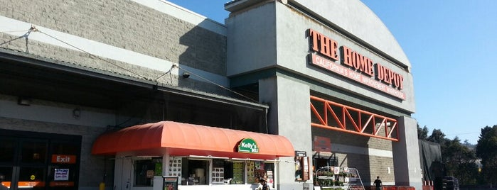 The Home Depot is one of Home provement.