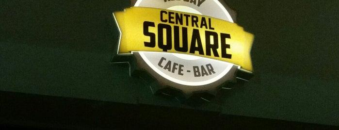 Central Square is one of Posti che sono piaciuti a John.