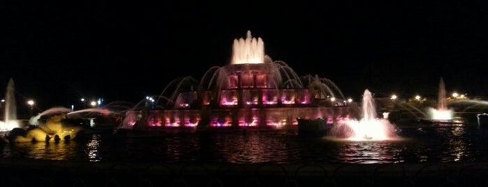 Clarence Buckingham Memorial Fountain is one of Recuerdos de USA.