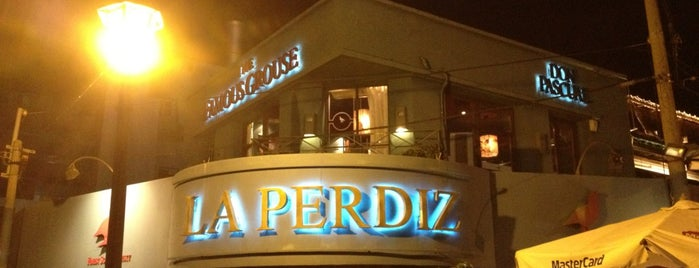La Perdiz is one of Montevideo.