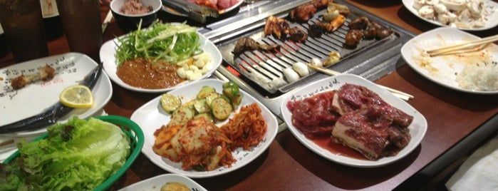 Picnic Garden Korean BBQ is one of To-Try: Queens Restaurants.