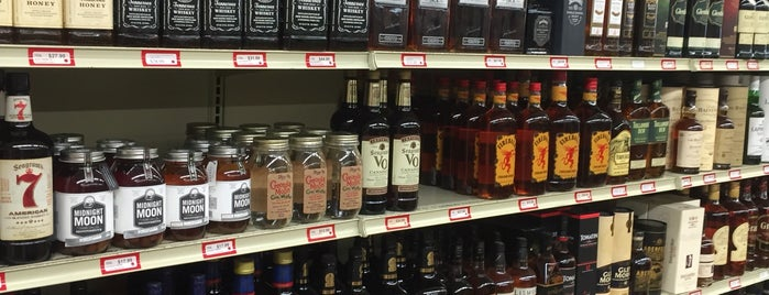 Wheatley Hills Liquor Store is one of Must visit.