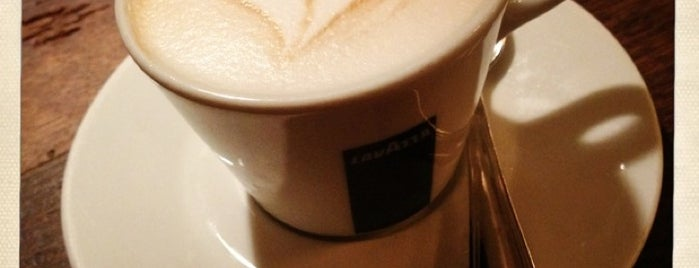 Tarallucci e Vino Restaurant is one of NYC  cafe / coffee lovers (esp soy milk drinkers).