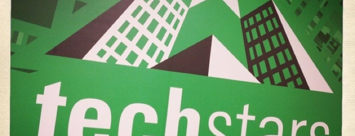 Techstars HQ is one of NYC Work Spaces & Tech Startups.