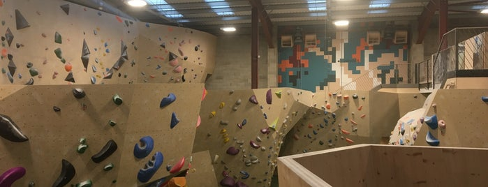 yonder is one of Climbing Walls.