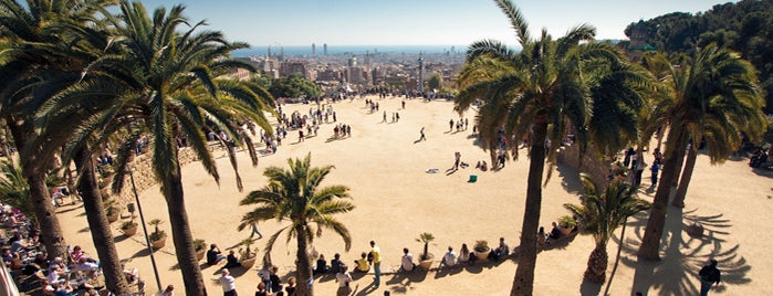 Park Güell is one of Favorite Places on Earth.