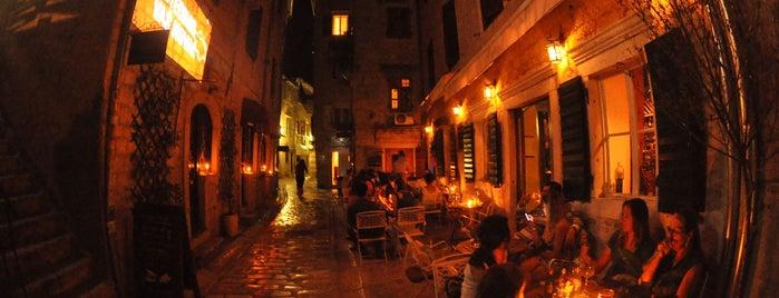 Montenegro cafe/drinks