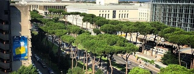 EUR is one of 101 cose da fare a Roma almeno 1 volta nella vita.