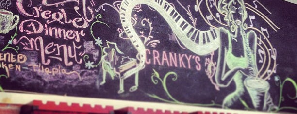 Cranky's Cafe is one of Brunch!!! NYC.