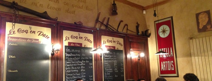 Le Coq en Pâte is one of Nantes.