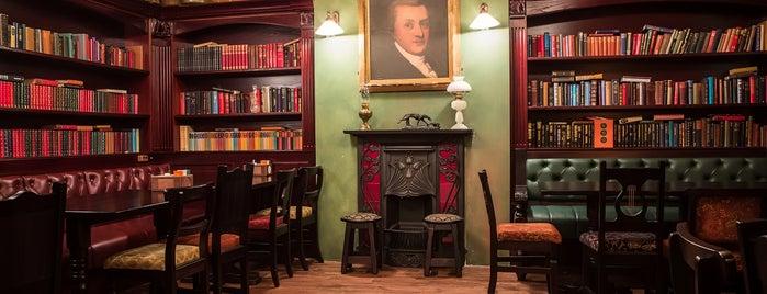 Tap&Barrel Pub is one of Irish Pubs.