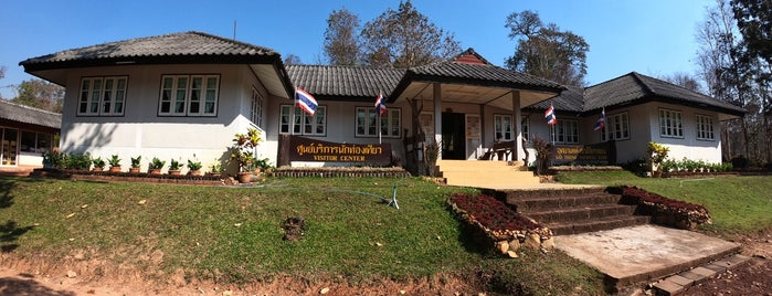 Sai Thong National Park is one of ขอนแก่น, ชัยภูมิ, หนองบัวลำภู, เลย.